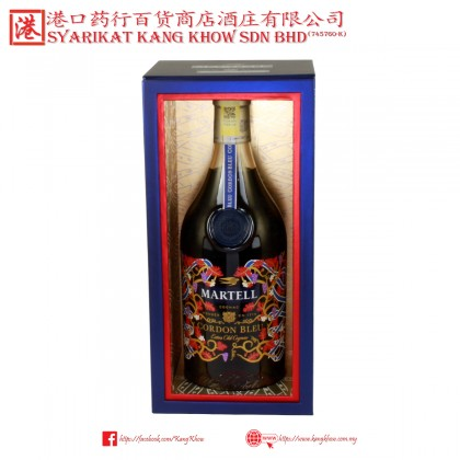 Martell - Cordon Blue (Limited Edition 2021)